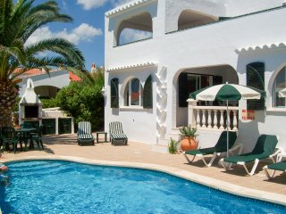 4 bedroom Villa in Binibèquer Vell, Balearic Islands, Spain : ref 5504157