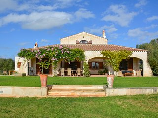 5 bedroom Villa in Biniali, Balearic Islands, Spain : ref 5504156