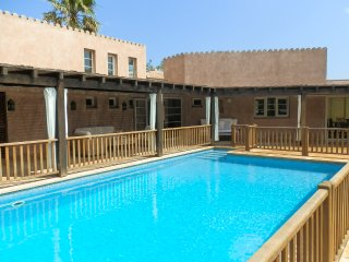 5 bedroom Villa in Sant Lluis, Balearic Islands, Spain : ref 5504154