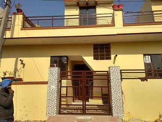 Newly constructed fully furnished 1 BHK House, 7 KM from CHD Airport, 5 KM - Stn