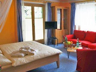 Gästezimmer 'New Eagle's Nest' im Ferienparadies Alpenglühn