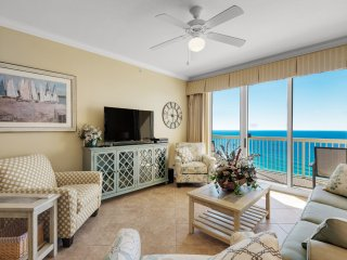 Stunning 3-Bedroom Beachfront Condo at Magnificent Calypso Resort