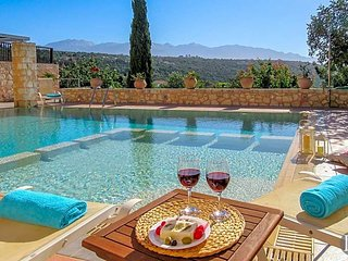 4 bedroom Villa in Gavalochori, Crete, Greece : ref 5433314