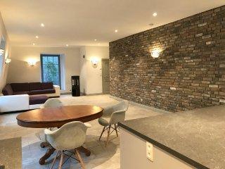 VIP-duplex van 120 m2 voor 2 personen hartje la Roche en Ardenne