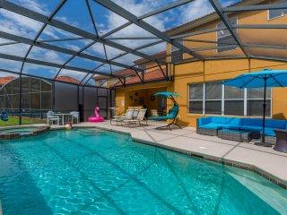 (123-WATER) WATERSONG 6 Bed Pool/Spa Games Room Club House Communal Pool