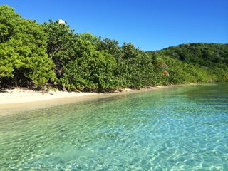 Turquoise waters beaches within the Island's Archipelago..Snorkeler's paradise..