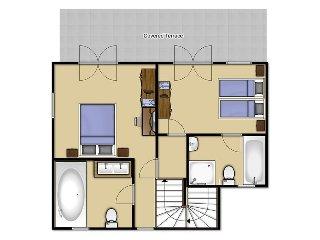 4 bedroom Villa in Nisaki, Ionian Islands, Greece : ref 5334448