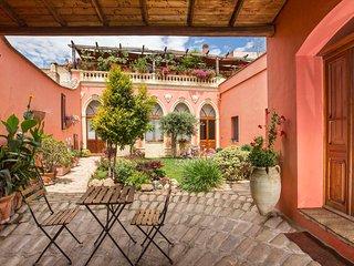 Casa a Corte con giardino interno - Camera Domitilla