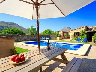 3 bedroom Villa in Port de Pollenca, Balearic Islands, Spain : ref 5251869