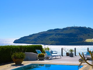 VLK: Safe & Private Luxury Villa at Vlicha Bay, Lindos, Rhodes. High Standards!