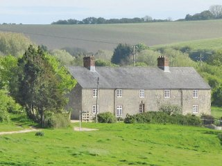 Idyllic stone country cottage