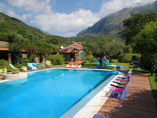 5 bedroom Villa in Maratea, Basilicate, Italy : ref 5218527
