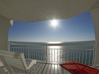 Water's Edge Resort Suite 1510 1BR/2BA Oceanfront Condo, Penthouse Floor