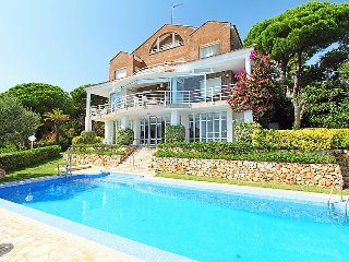5 bedroom Villa in Arenys de Munt, Catalonia, Spain : ref 5058467