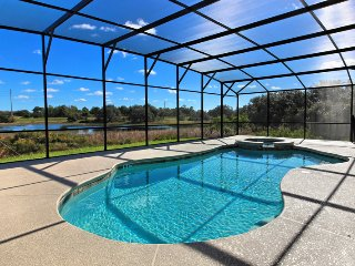 (338-WATER) Watersong Stunning Pool/Spa home, Games Room, Club House