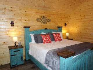 Cabins Del Rio Blanco –  Goliad Cabin