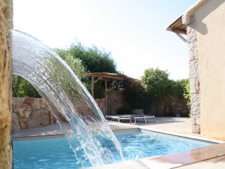 Bergerie de luxe piscine privee a 2 min des plages Santa Giulia et Palombaggia