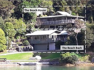 The Beach House, Water's Edge, Opua, Bay of Islands