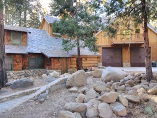 Root Stone Lodge in Idyllwild, California