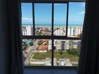 Apartamento confortavel, com vista para o Mar