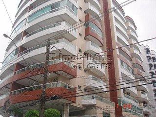 Apartamento completo - Vila Guilhermina Praia Grande