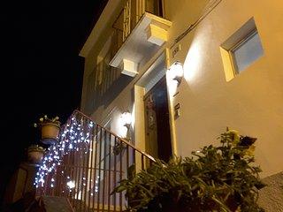 Casa Fermina, relax a Introdacqua (1° piano stanza doppia-1st floor double room)