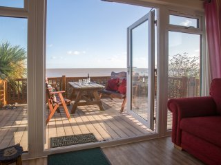 Sole Bay Lodge - A Romantic Holiday Lodge with Magnificent Sea Views