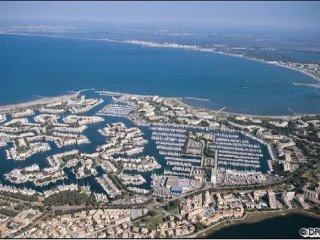 Marina a Port Camargue