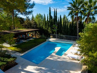 3 bedroom Villa in Sant Rafel de Forca, Balearic Islands, Spain : ref 5568919
