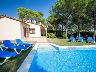 3 bedroom Villa in Les Cabanyes, Catalonia, Spain : ref 5568876
