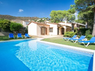 3 bedroom Villa in Les Cabanyes, Catalonia, Spain : ref 5568876