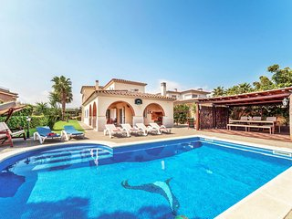 4 bedroom Villa in Sant Daniel, Catalonia, Spain : ref 5568521