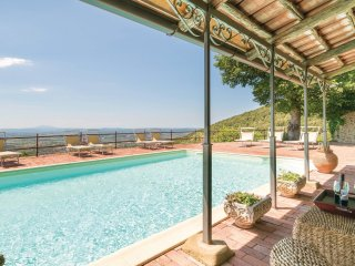 6 bedroom Villa in Moriello, Tuscany, Italy : ref 5566773