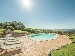 4 bedroom Villa in Abbiadori, Sardinia, Italy : ref 5566714