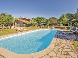 5 bedroom Villa in Capranica-Scalo, Latium, Italy : ref 5566693