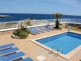 5 bedroom Villa in Cala Egos, Balearic Islands, Spain : ref 5566555