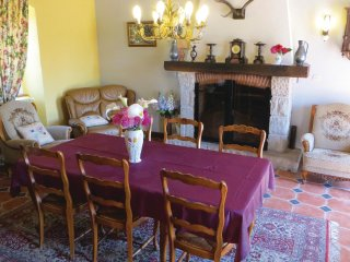 4 bedroom Villa in Sable-sur-Sarthe, Pays de la Loire, France : ref 5565827