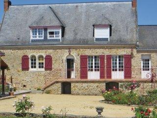 4 bedroom Villa in Sablé-sur-Sarthe, Pays de la Loire, France : ref 5565827