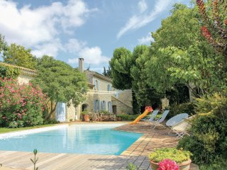 6 bedroom Villa in Sauzet, Auvergne-Rhône-Alpes, France : ref 5565728