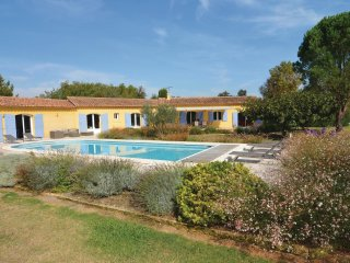 4 bedroom Villa in Mouries, Provence-Alpes-Cote d'Azur, France : ref 5565720