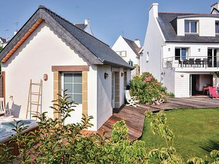 4 bedroom Villa in Bénodet, Brittany, France : ref 5565481