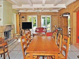 4 bedroom Villa in Quilvouarn, Brittany, France : ref 5565480