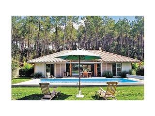 4 bedroom Villa in Moliets-et-Maa, Nouvelle-Aquitaine, France : ref 5565410