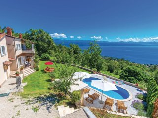 4 bedroom Villa in Poljane, Primorsko-Goranska Zupanija, Croatia : ref 5565089
