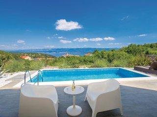 3 bedroom Villa in Vrbnik, Primorsko-Goranska Županija, Croatia : ref 5564967
