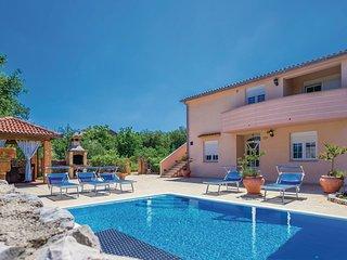 5 bedroom Villa in Klimno, Primorsko-Goranska Zupanija, Croatia : ref 5564930