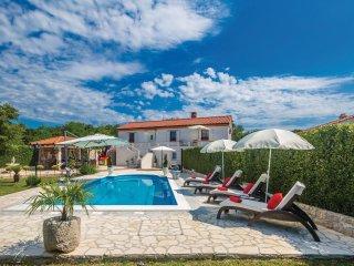 4 bedroom Villa in Kras, Primorsko-Goranska Županija, Croatia : ref 5564931
