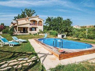 6 bedroom Villa in Ljubač, Zadarska Županija, Croatia : ref 5563857