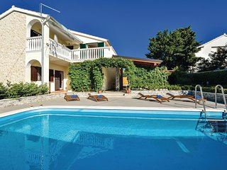 4 bedroom Villa in Murter, Šibensko-Kninska Županija, Croatia : ref 5563797