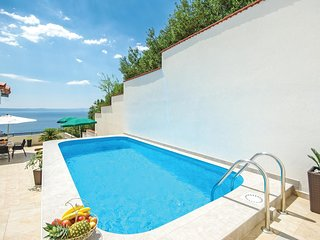 3 bedroom Villa in Makar, Splitsko-Dalmatinska Županija, Croatia : ref 5563564